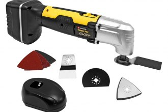 Trades Pro® - 9.6V Cordless Oscillating Tool Kit