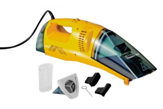 Trades Pro® - 1300W Handheld Wet/Dry Steam Vacuum Cleaner