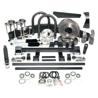 "Trail-Gear® - 3"" x 3"" IFS Front and Rear Eliminator Kit"