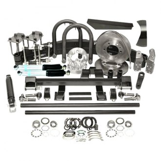 "Trail-Gear® - 4"" x 4"" IFS Front and Rear Eliminator Kit"