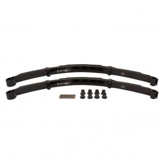 "Trail-Gear® - 4"" Standard Duty Front Lifted Leaf Springs"