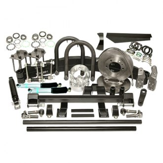 "Trail-Gear® - 5"" x 5"" IFS Front and Rear Eliminator Kit"