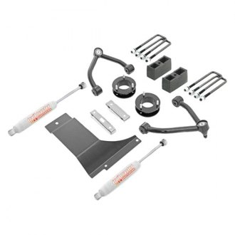 "Trail Master® - 4"" x 4"" Front and Rear Suspension Lift Kit"