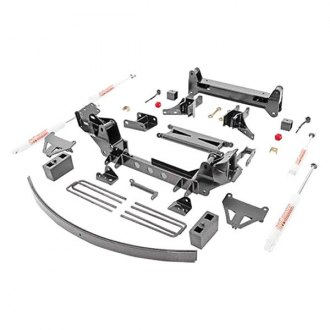 "Trail Master® - 6"" x 4"" Front and Rear Suspension Lift Kit"