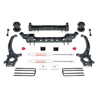 "Trail Master® - 6"" x 3"" Front and Rear Suspension Lift Kit"