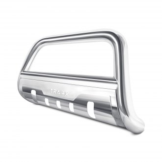 "TrailFX® - 3.5"" Oval Bull Bar with Skid Plate"