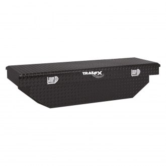 TrailFX® - Angled Single Lid Crossover Tool Box with Struts