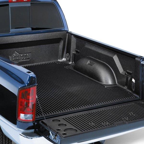 Ford F-150 2015-2016 Black Under Rail Bed Liner