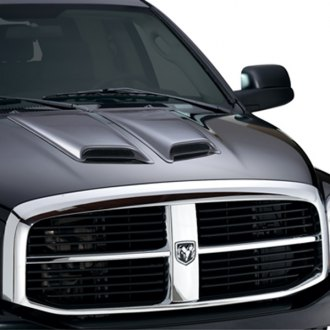 TrailFX® - Double Vented Hood Scoop