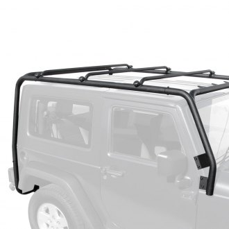 TrailFX® - Black Roof Rack
