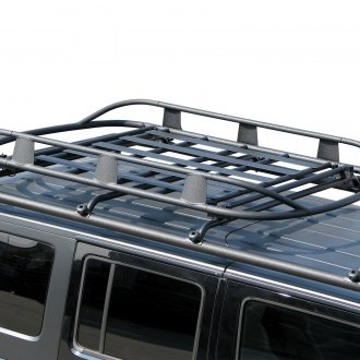 TrailFX® - Roof Mount Cargo Basket