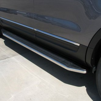 TrailFX® - Polished Running Boards
