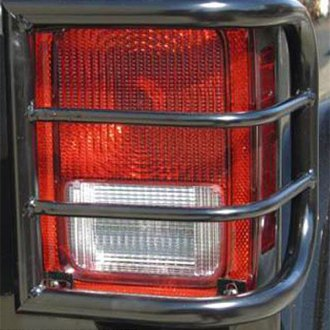 TrailFX® - Black Tail Light Guards