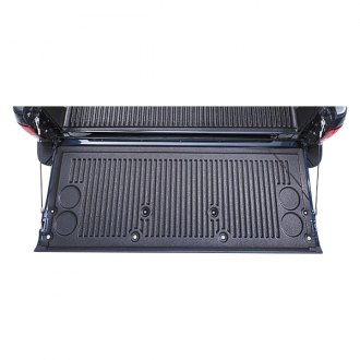 TrailFX® - Black Tailgate Liner with Covers Tailgate Lip