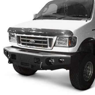 2008 ford e series off road steel front bumpers. Black Bedroom Furniture Sets. Home Design Ideas