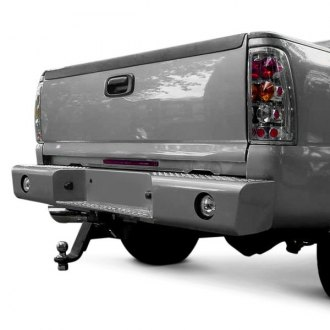 TrailReady® - Full Width Rear HD Bumper with Light Mounts
