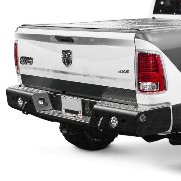 Dodge Ram 3500 Rear Bumper: Dodge Ram 2500 / 3500 2011-2018 Full Width