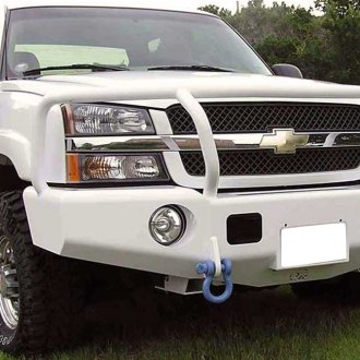 TrailReady® - Full Width Front HD Bumper with Grille Guard