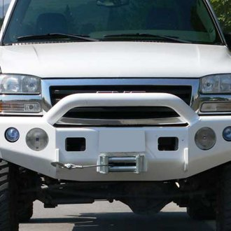 TrailReady® - Full Width Front HD Bumper with Pre-Runner Guard