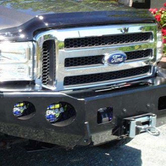 TrailReady® - Black Powder Coated Front Bumper