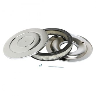 Trans-Dapt® - Performance Style Chrome Air Cleaner Assembly with Paper Filter