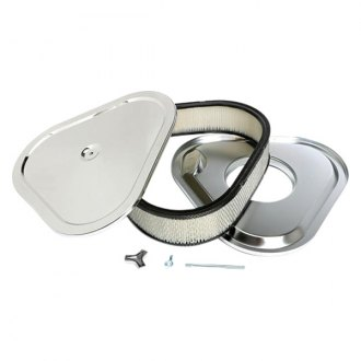 Trans-Dapt® - Tri-Flo Air Cleaner Assembly