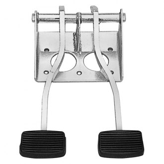 Trans-Dapt® - Dual Swing Brake or Clutch Pedal
