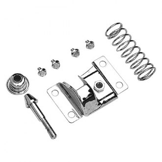 Trans-Dapt® - Chrome Hood Latch Kit