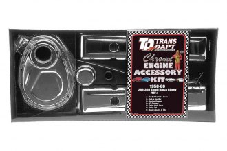 TRANS-DAPT® - Chrome Engine Dress-Up Kits