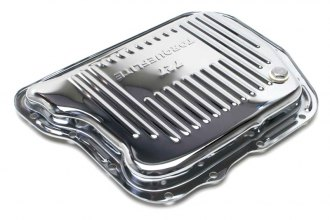 TRANS-DAPT® - Chrome Transmission Pan