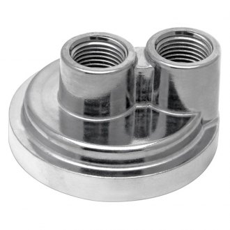 "Trans-Dapt® - 2-3/4"" 13/16""-16 Spin-On Style Oil Filter Bypass Adapter"