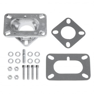"Trans-Dapt® - 1-5/8"" Aluminum Carburetor Adapter"