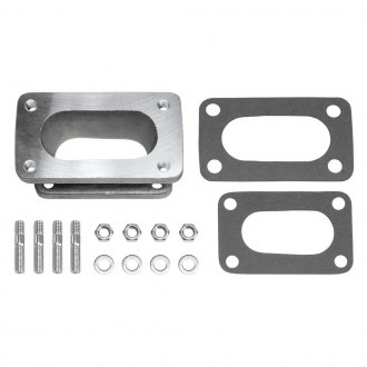 "Trans-Dapt® - Cast Aluminum Carburetor Adapter Kit, 1-3/4"" Spacer Height"
