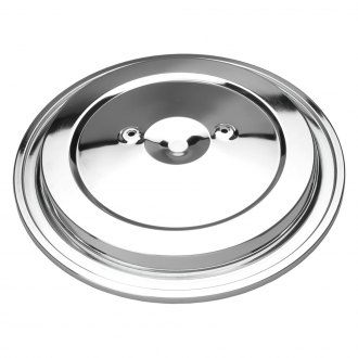 Trans-Dapt® - Dual Wing Design Chrome Air Cleaner Top