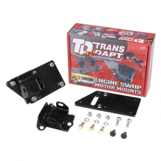 "Trans-Dapt® - 1"" Offset Engine Swap Motor Mounts"