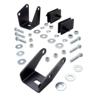 Trans-Dapt® - Engine Swap Motor Mounts with Rubber Pads