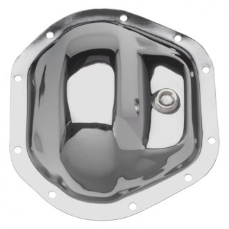 Trans-Dapt® - Chrome Differential Cover