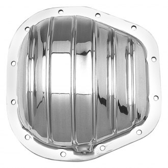 Trans-Dapt® - Polished Aluminum Differential Cover Kit
