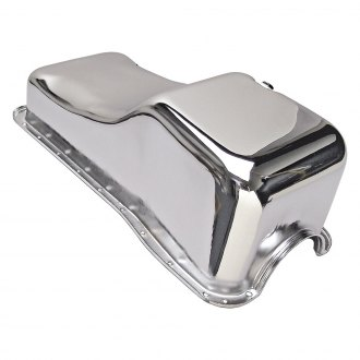 Trans-Dapt® - OEM Style Chrome Oil Pan