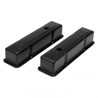 Trans-Dapt® - Tall Black Powder Coated Valve Cover