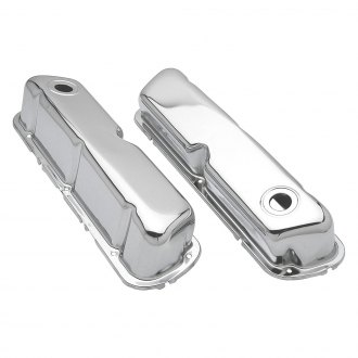 Trans-Dapt® - Traditional Stock Chrome Valve Cover