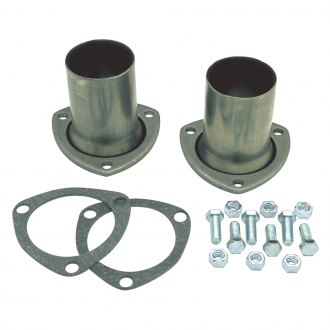Trans-Dapt® - Aluminized Steel 3-Bolt Flange Header Reducer Kit