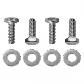 Trans-Dapt® - Chrome Valve Cover Bolts