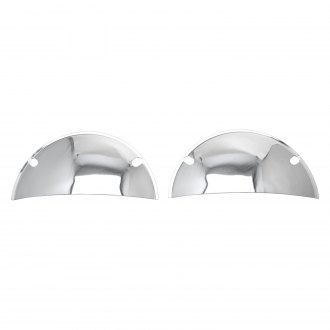 Trans-Dapt® - Round Headlight Half Shield