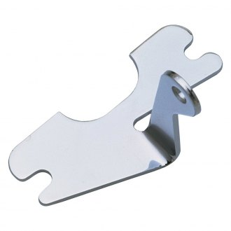 Trans-Dapt® - Steel Chrome Plated Header Bracket