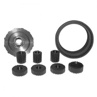 Transmission Specialties® - Straight Cut Gear Set