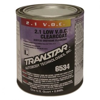 Transtar® - 2.1 Low VOC Clear Coat