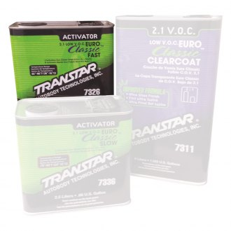 Transtar® - 2.1 Low VOC Euro Classic Activator and Clearcoat