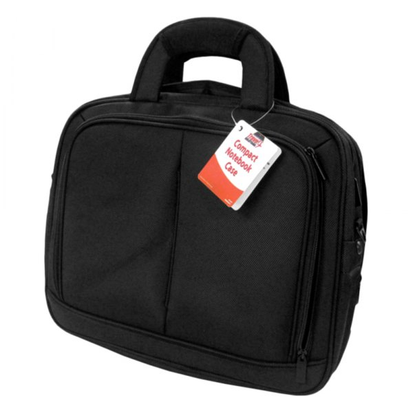 "Travel Solutions® - 13"" Black Polyester Laptop Case"