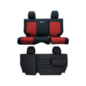 Trek Armor Jeep Seat Covers Amp Accessories Carid Com